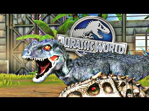 Indoraptor - Jurassic World o Jogo [The Game]