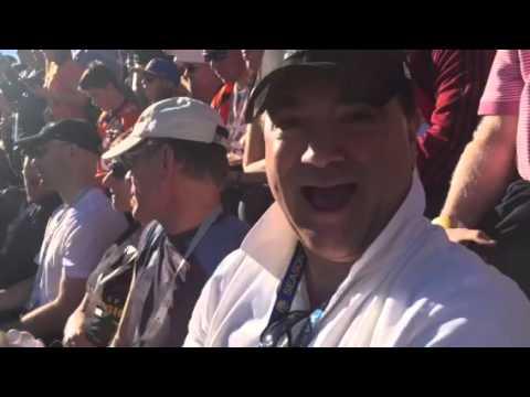 Carolina Panthers Introduction Super Bowl 50 #SB50