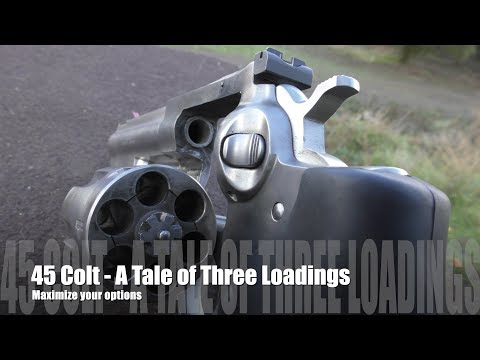 45 Colt - Loading For Accuracy