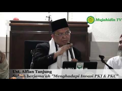 [Video] Ustad Afian Tanjung sebut 1 Juni peringatan PANCASILA-nya PKI