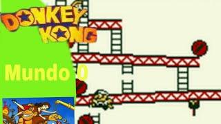 DE REGRESO Donkey Kong GB Mundo 0