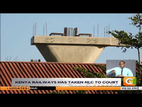 EACC blocks NLC from paying land owner on SGR compensation