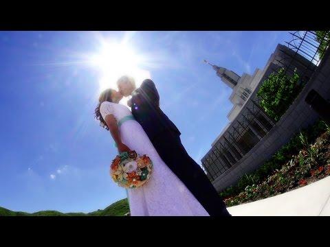 Utah Wedding Video | Jennifer & Ammon | Draper Temple First Look & Highlight Film