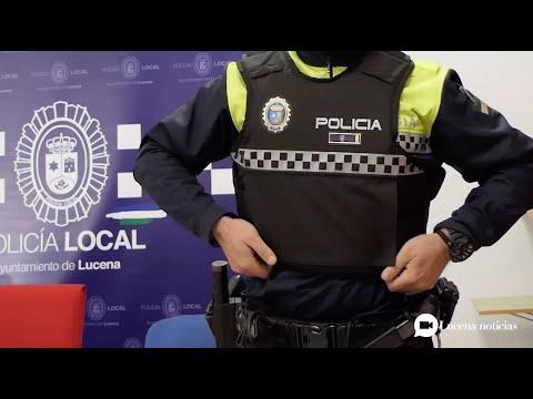 VÍDEO: Setenta nuevos chalecos antibalas para la policía local. Te lo contamos en este vídeo