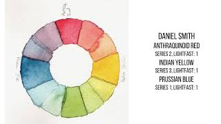 World of Colors: CHOOSING PALETTES