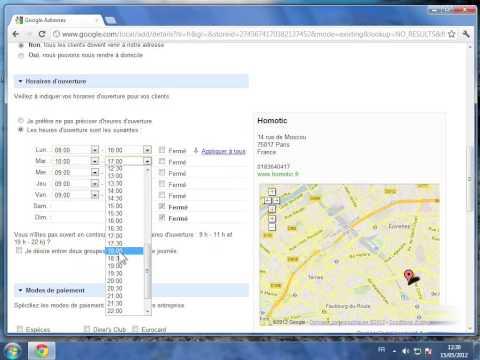 Référencer une entreprise sur Google Maps