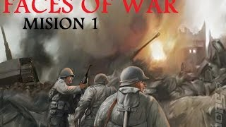 *FACES OF WAR* La guerra nunca acaba GAMEPLAY EN ESPAÑOL