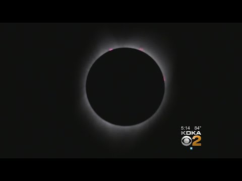 Millions Take In Solar Eclipse Across United States