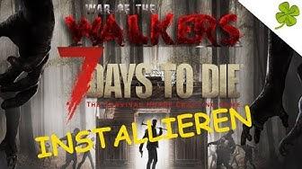 War of the Walkers Mod installieren | 7 Days to Die | Eigen-Kreationen