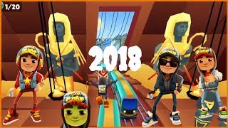 SUBWAY SURFERS @ FULL HD @ IN CAIRO WORLD TOUR 2018 WITH BLACK OUTFIT IN EGYPT