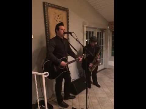 Benjamins Acoustic and Sax Wonderwall