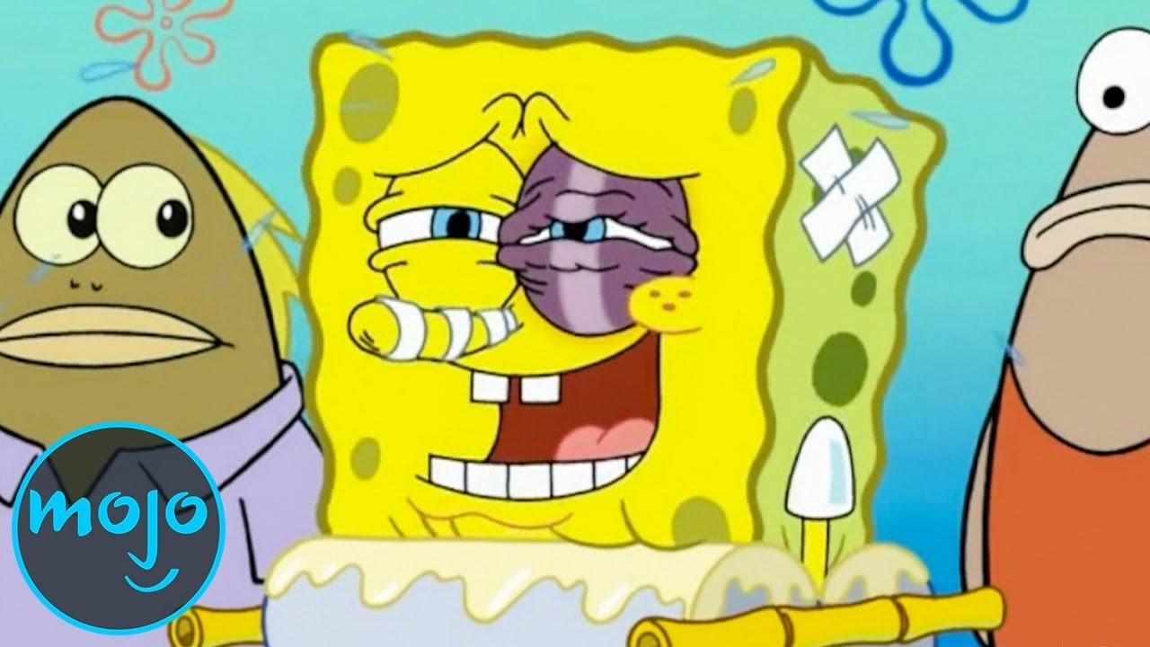 Download Top 10 Worst Things That Happened to SpongeBob SquarePants