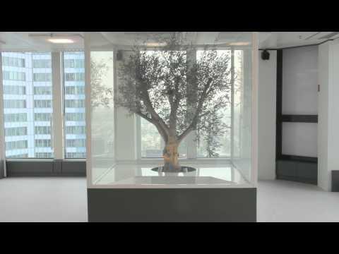« Le 17 » : le showroom  des savoirs-faire de SUEZ environnement, Paris (France)