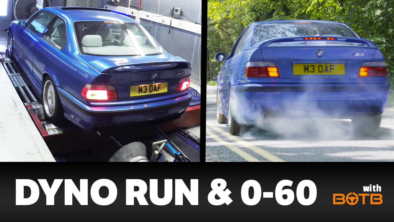 How Much Power Has My E36 M3 Lost In 20 Years  YouTube