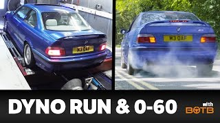 How Much Power Has My E36 M3 Lost In 20 Years?
