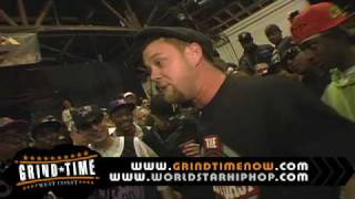 grind time presents okwerdz vs arsonal pt 1 promo battle
