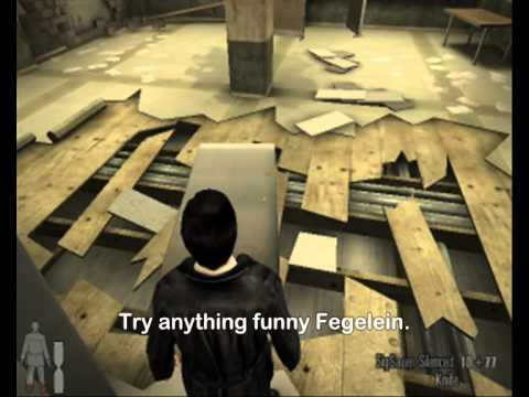 Hitler plays Max Payne 2 |