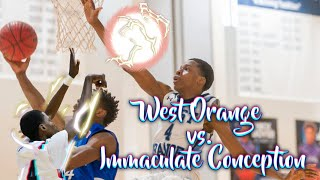Toby (Tochukwu) Okani High School Basketball Highlights Against Immaculate Conception