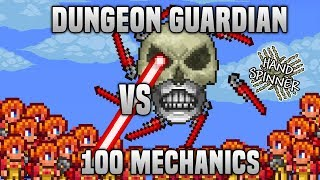 Terraria - Dungeon Guardian vs 100 Mechanics