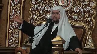 الشيخ علي البيابي - رد الإمام جعفر الصادق عليه السلام على شخص يدعي خلق حشرات بعد وضع ماء في تراب