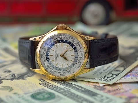 Why Patek Philippe is the best and why you need at least 1 Patek in your life