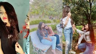 Best girl friendship tik tok video  friendship tik tok video