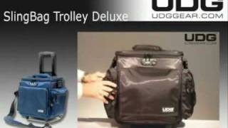 UDG - SLINGBAG TROLLEY DELUXE (STUFF STORE4DJs)