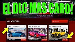 ROCKSTAR NOS ESTAFA! EL DLC MAS CARO EN LA HISTORIA DE GTA ONLINE! (DLC ARENA WAR)