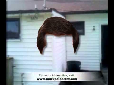 Mark Poloncarz's hair tours Wendt Beach Park