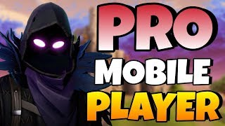 🔴 Pro Fortnite Mobile Player // 190+ Wins // Fortnite Mobile Gameplay + Tips!