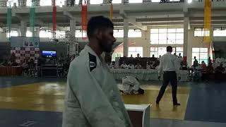 Asian games judo trails final -60kg  Mausin gulab (Delhi) vs pradeep rawat (uttrakhand)