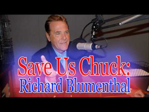 Save Us Chuck - Richard Blumenthal