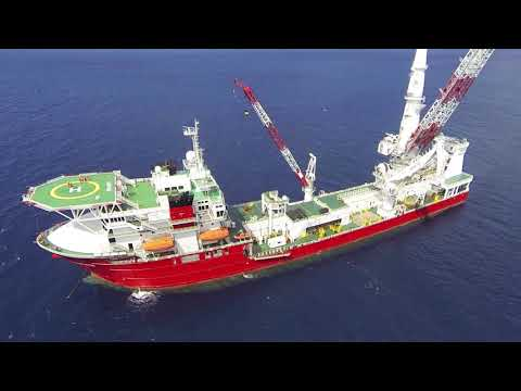 Offshore Construction Vessel by GB Marine