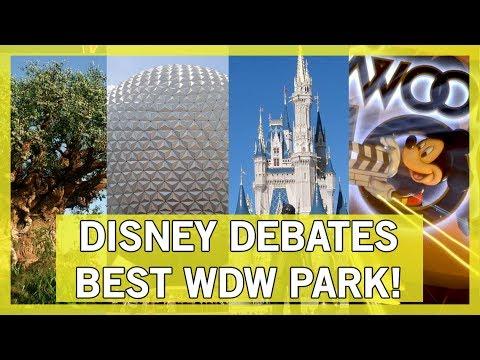 Disney Debates: Best Walt Disney World Park