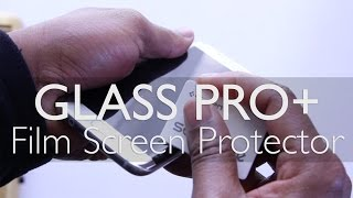 Samsung Galaxy S7 Edge Film Screen Protector Install & Mini Review