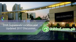 DHA Gujranwala 2017 Property Investment affidavit files discussion, return and location by Jaidad