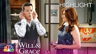 Will & Grace - Both Single, No Kids (Episode Highlight)