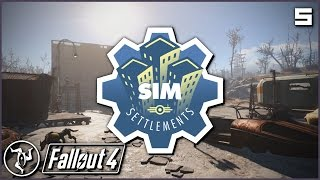 Buy and Sell | Fallout 4 Sim Settlements Episode 5 (Modded)