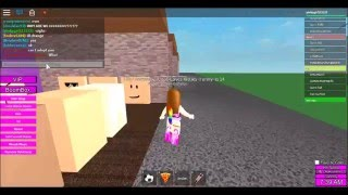 ROBLOX STORY~THE HOMELESS GIRL NAMED LILLY