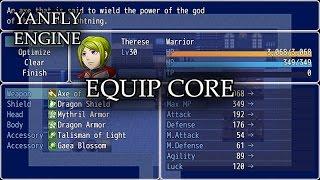 YEP.10 - Equip Core