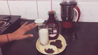 Oreo Milkshake| Oreo Milkshake Recipe| Super Delicious Milkshake in just 2 minutes| Homemade shake