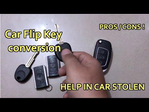 AFTERMARKET FLIP KEYS PROS-CONS | HOW THEY THEFT CARS | CAR\BIKE SECURITY KEYS