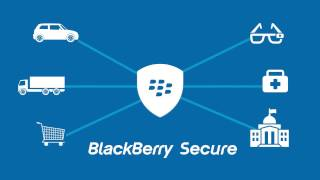 Vorstellung BlackBerry Secure