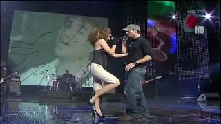 [HD[HQ] ]Enrique Iglesias &Laura Jane- Taking Back My Love Premios Telehit 2009 720p HD