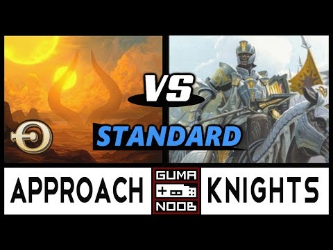 Standard - UW APPROACH vs BW KNIGHTS