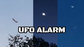 UFO ALARM Around The World | UFO Fleet! Nov 12,2019