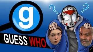 Gmod Ep. 44 GUESS WHO? - I'M TAKING A BATH!!!! (Garry's Mod Funny Moments)