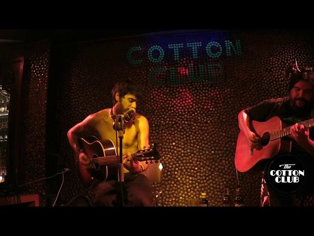 Fran Mariscal en directo en Cotton Club Bilbao  Por vivir
