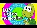 Notas Musicales Canciones Infantiles mp3