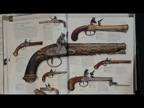Book recommendation: Firearms - An Illustrated History